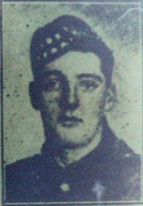 Photo of Private Edward Kilpatrick