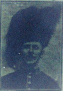 Photo of Corporal Robert Murray