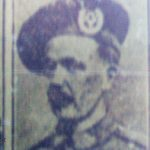 Photo of Private Alexander Broadfoot