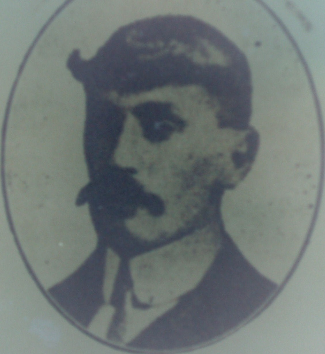 Photo of James McCulloch